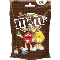 MDE M&M's Choco Standbeutel 150g